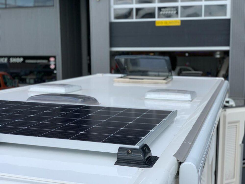 Solar-op-Camper